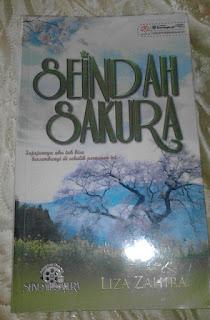 Novel Seindah Sakura