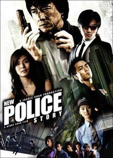 New Police Story – DVDRIP LATINO