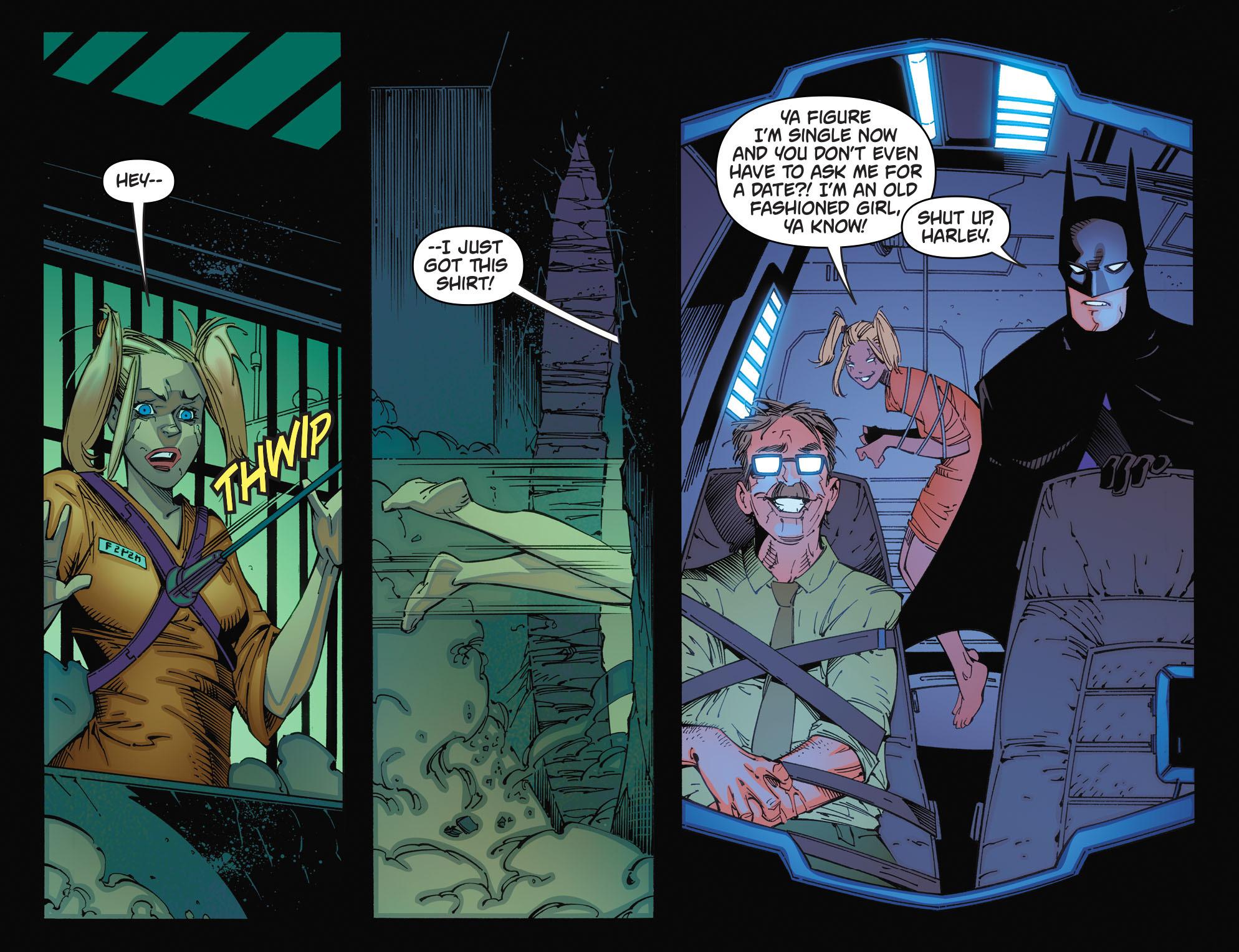 Batman: Arkham Knight [I] Issue #5 #7 - English 12