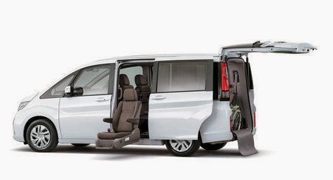 Honda Step was a WGN 2015, The New MPV Cars Honda
