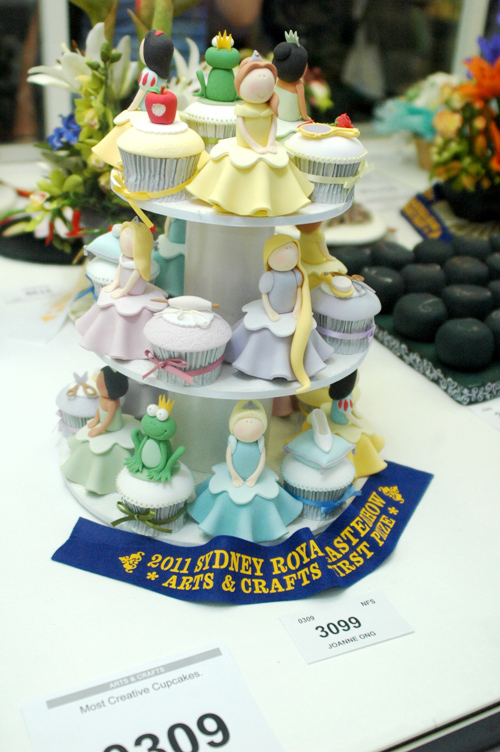 Cake Decorating Competition Show : The Cupcake Gallery Blog: Sydney Royal Easter Show 2011 ...