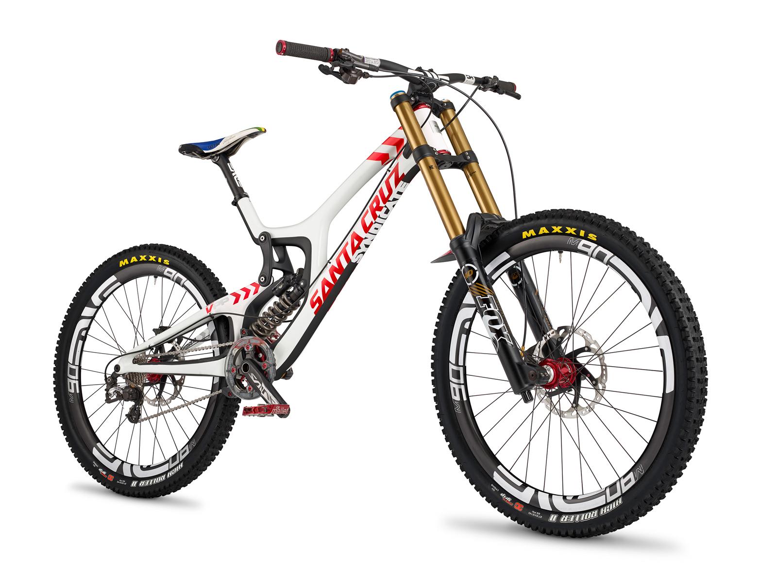 downhill-mtb: Top 10 bicicletas de downhill