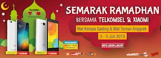 Paket Smartphone, telkomsel, xiaomi, promo telkomsel hp xiaomi, Semarak Ramadhan Telkomsel dan Xiaomi