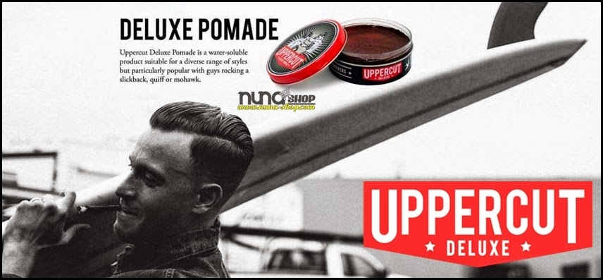 Uppercut Deluxe Pomade Mens Grooming