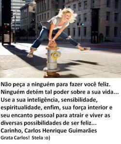 RECADINHO DE HOJE... ♥
