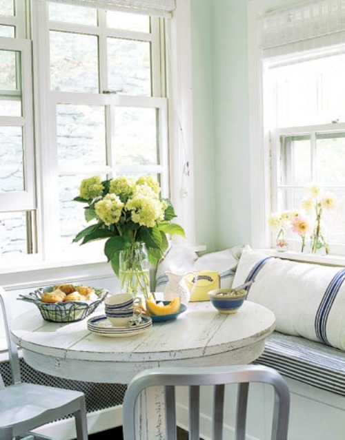 Seating Banquette inspiration