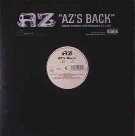 AZ – AZ's Back (VLS) (2001) (320 kbps)
