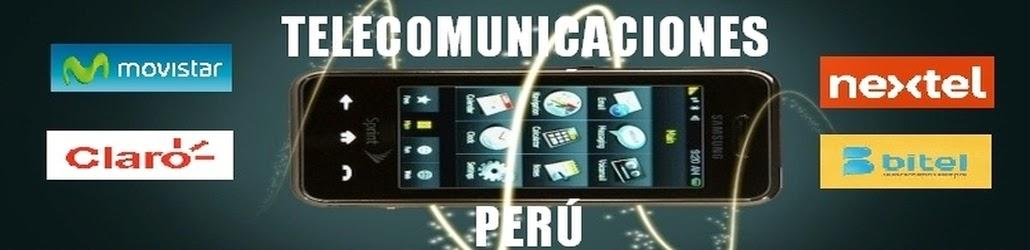 Telecomunicaciones Perú