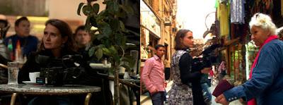 Rodaje del documental A balloon to Allah de Nefise Özkal Lorentzen