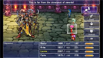 FINAL FANTASY V-RELOADED TERBARU FOR PC screenshot 11