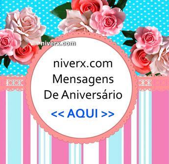 MENSAGENS DE ANIVERSÁRIO