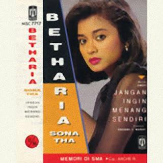 Betharia Sonata - Jangan Ingin Menang Sendiri (Album 1994)