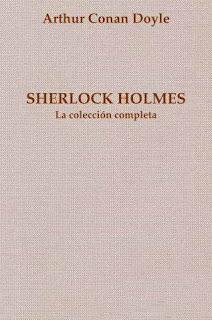 Portada del libro la colección completa de sherlock holmes epub pdf