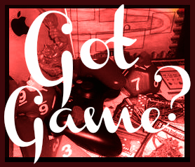 Got Game? Gaming Link-Up