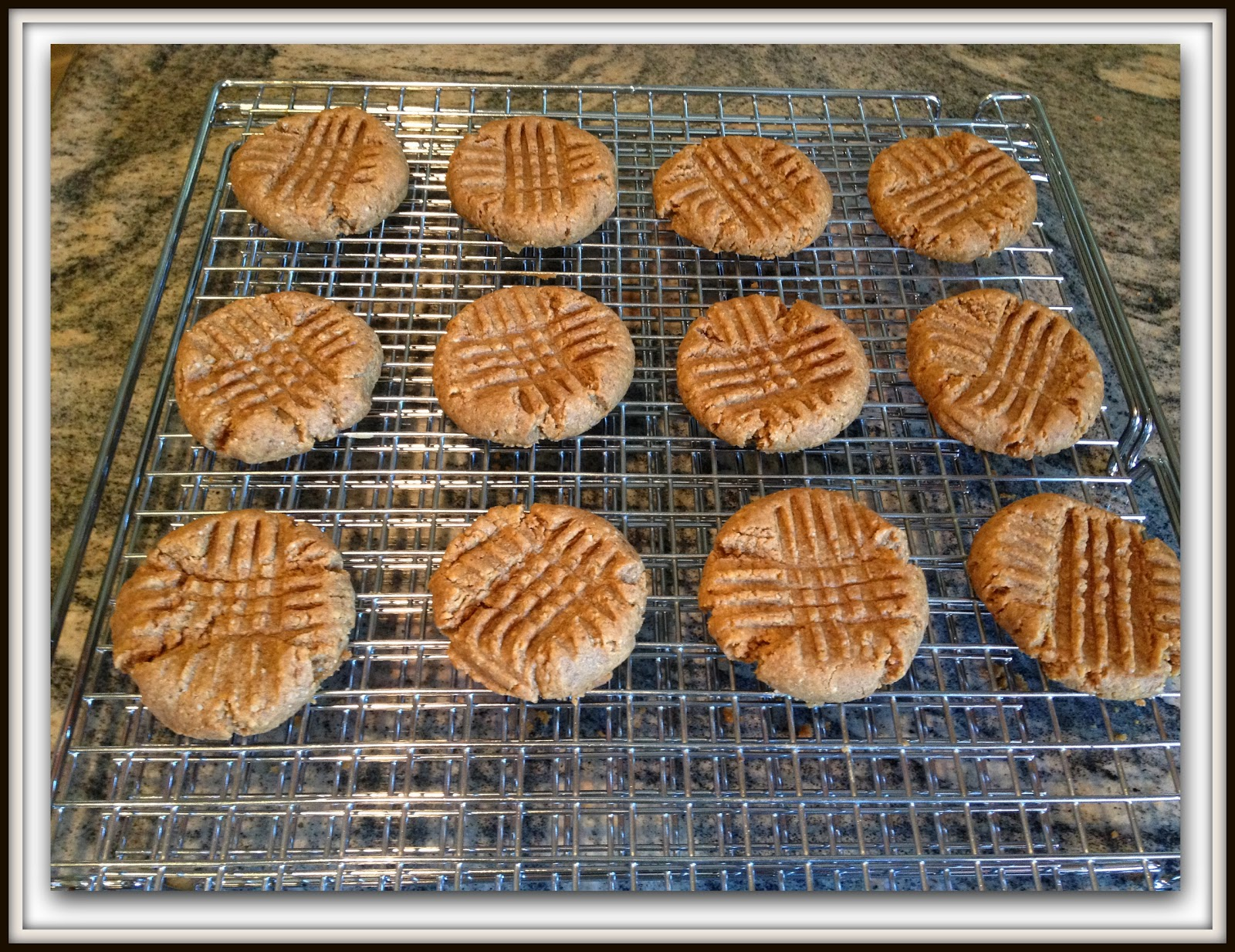 Whole foods plant based wfpb noil healthy peanut butter cookies healthy peanut butter cookies oh yeah forumfinder Image collections