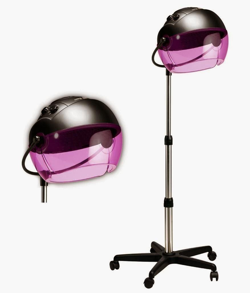 Stand up hair dryer (hard bonnet hair dryer)