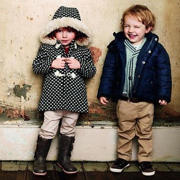 catálogo Primark niños otoño invierno 2012 2013