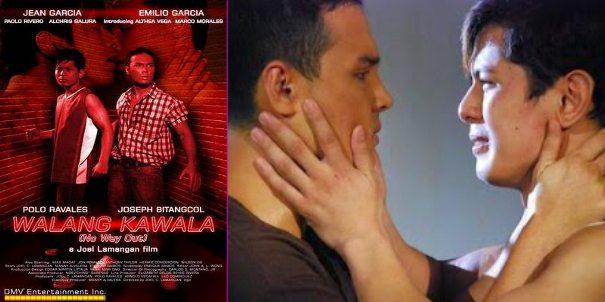 Walang Kawala, película