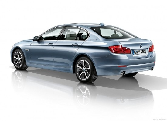 2013 Bmw 5 Activehybrid Car News And Show