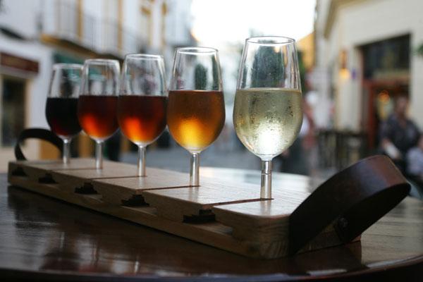 Cata de vinos en Tabanco Plateros