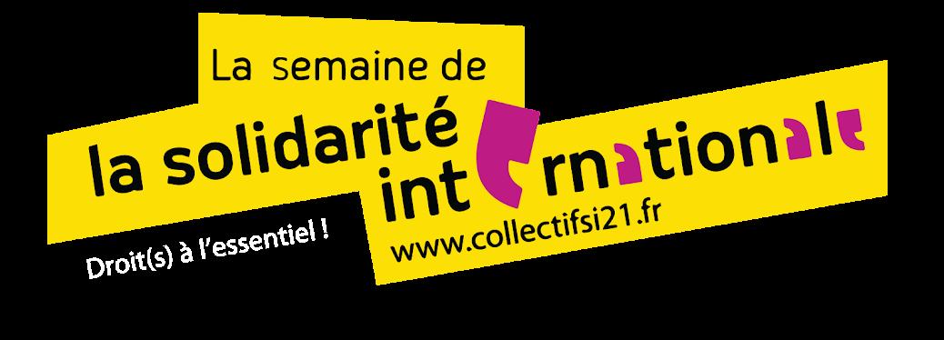 La Semaine de la Solidarité Internationale - Dijon