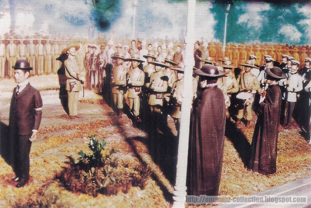 Postcard | Martyrdom Rizal