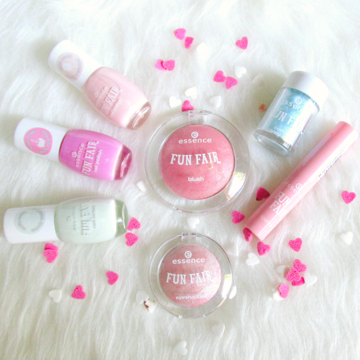 essence FUN FAIR Limited Edition - review, photos, swatches