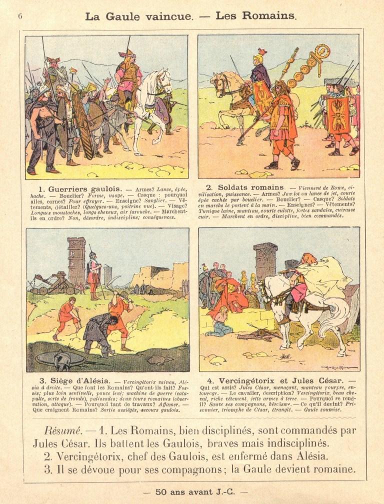 5 avantages des illustrations dans les vieux manuels d'histoire Page+06