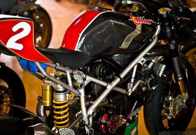 Radical Ducati Montjuich TT