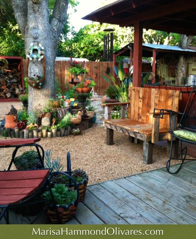 Marisa Hammond Olivares: Photos of Zone 9 Gardening Ideas ...