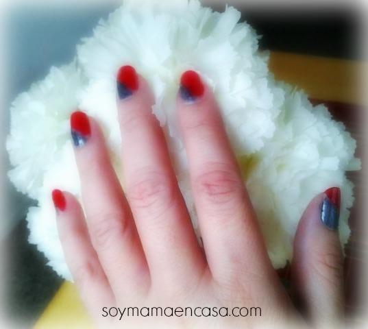 diseño de uñas fácil y rápido