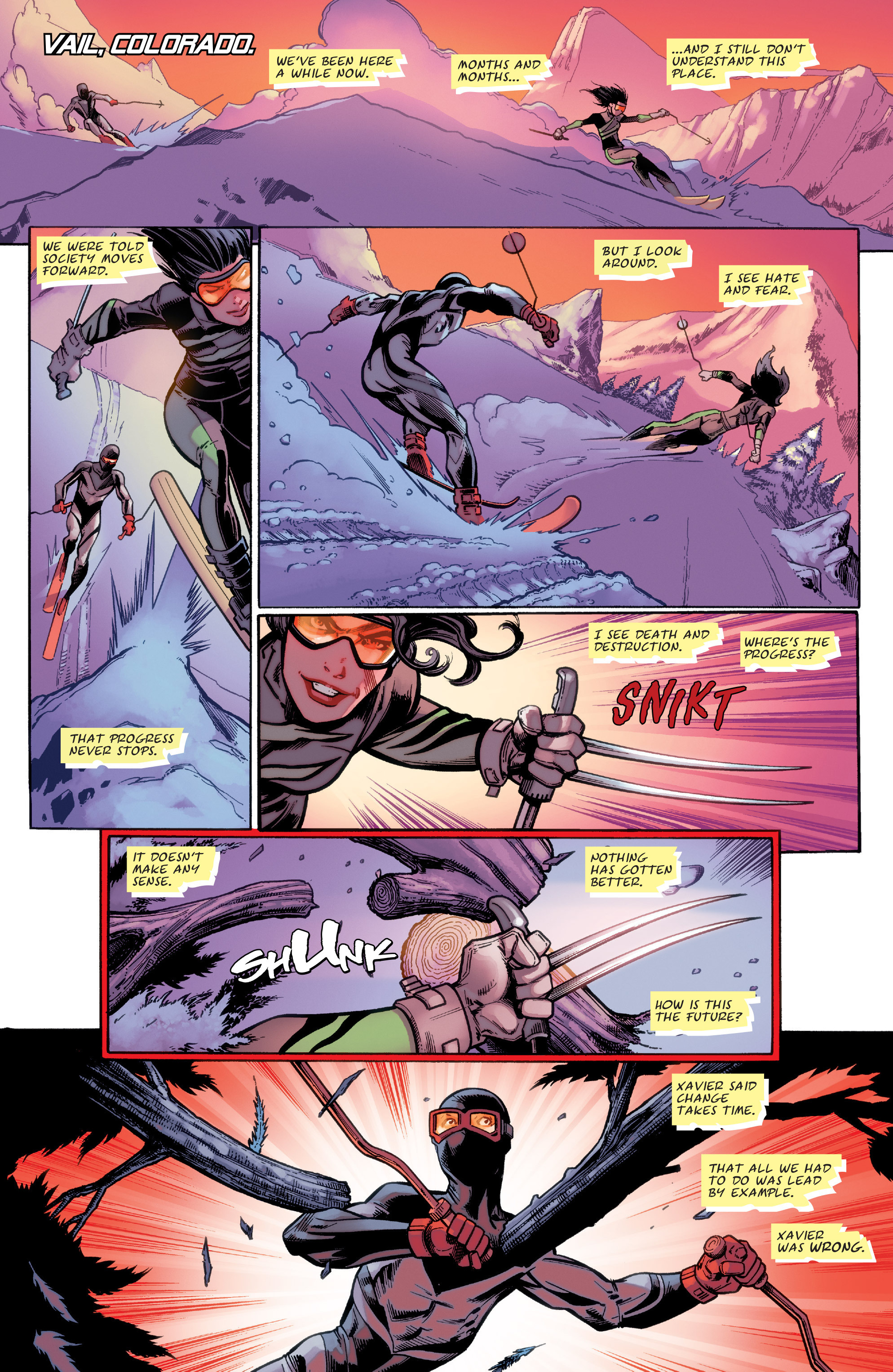 All-New X-Men (2016) Issue #1 #2 - English 3