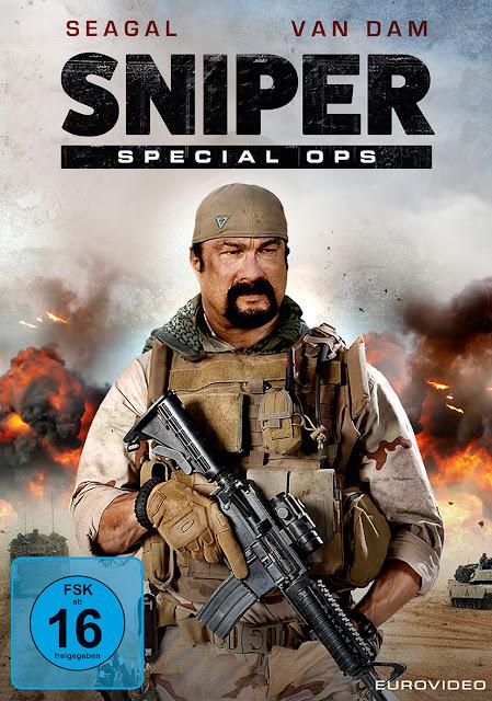 Sniper: Special Ops (2016) BRRip ταινιες online seires xrysoi greek subs