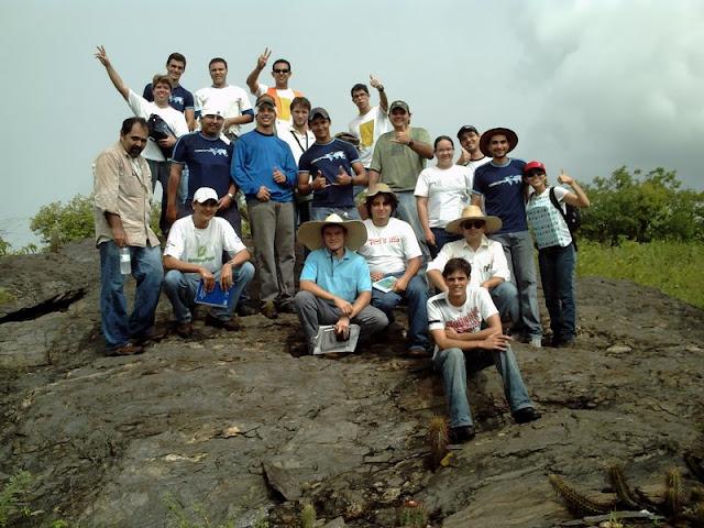 Geofisica UFRN 2008