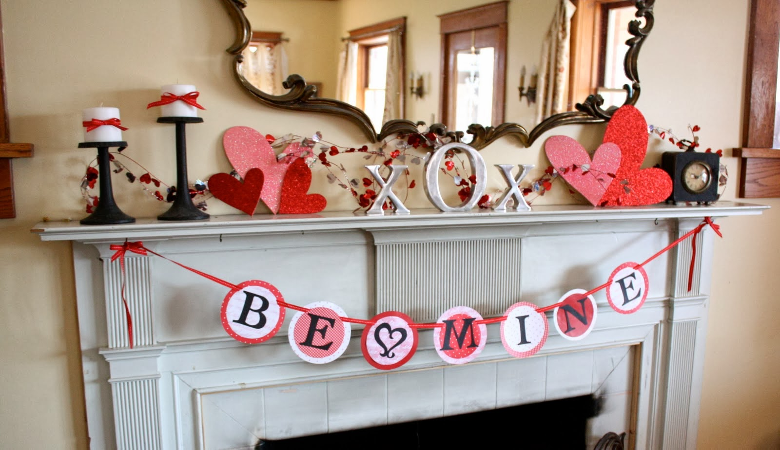 Dekorasi rumah bertema valentine rumah idamanku for Modern day home decor
