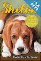 bookcover of SHILOH  (1992 NEWBERY WINNER) by Phyllis Reynolds Naylor