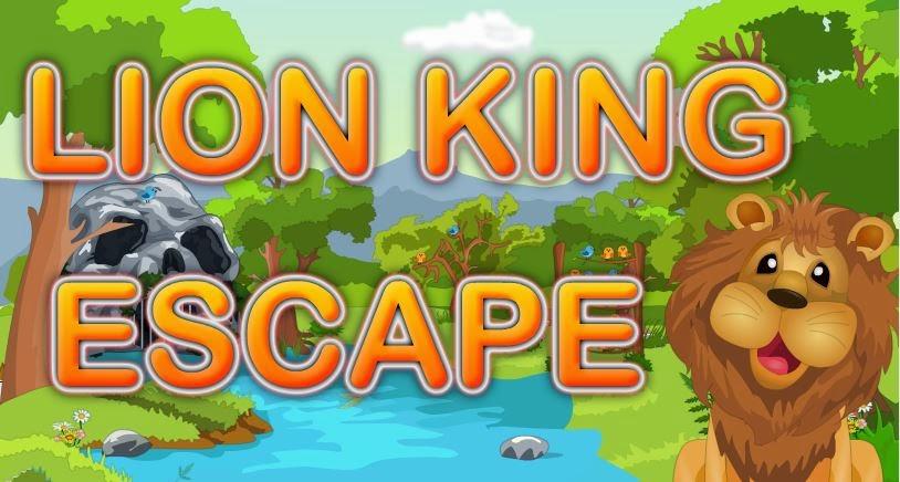 solved  lion king escape walkthrough