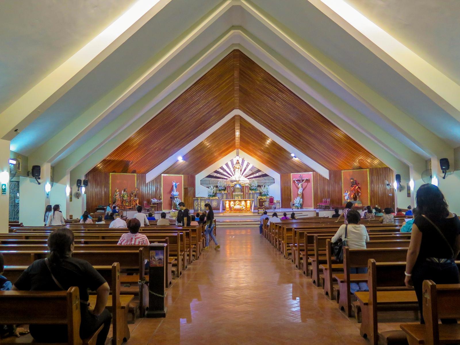 Matrimonio Catolico Fuera Del Templo : De a cuatro tour iglesias
