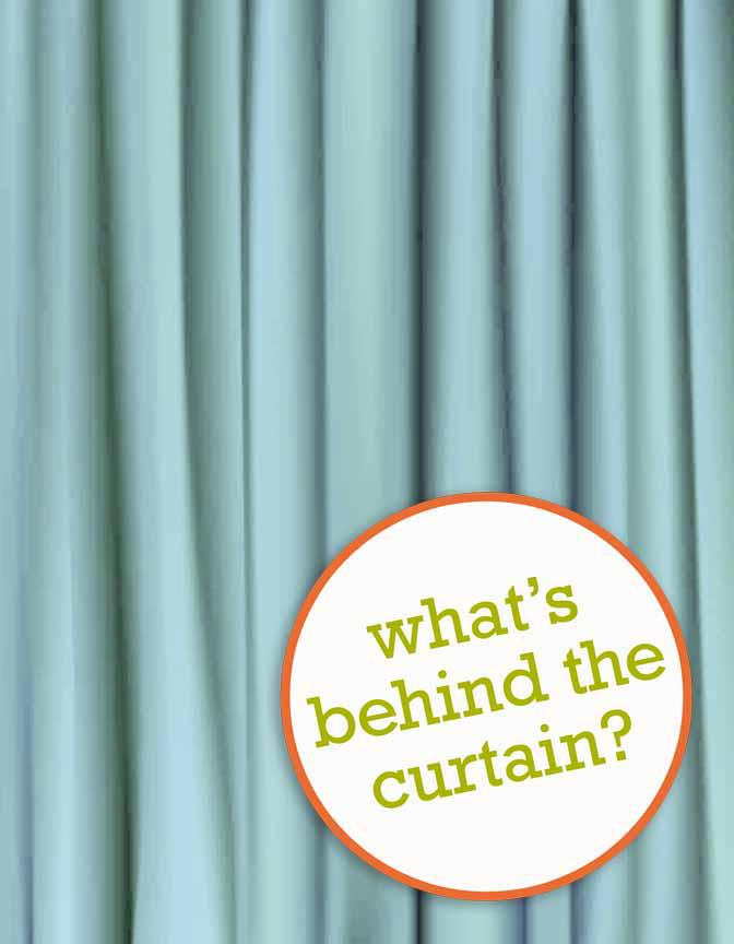 whats behind the curtain essay Free essay: jeane paul enc 1011 kristen clanton 17 october 2012 peering through the curtain although today's teens look very much as their predecessors did.