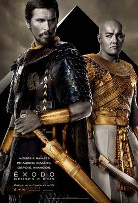 Filme Êxodo: Deuses e Reis