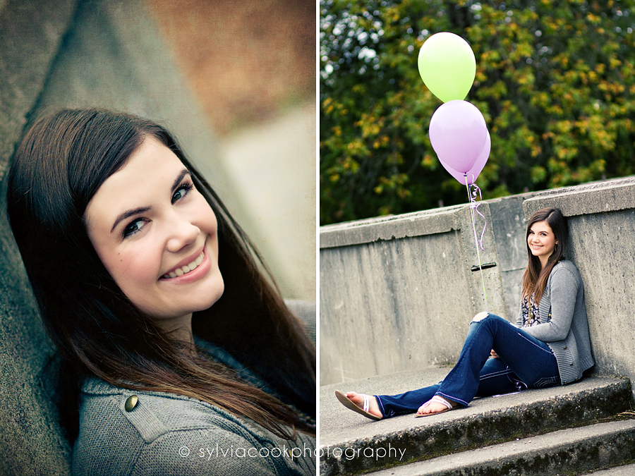 Seattle senior photographer
