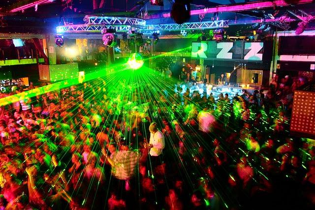 O que fazer a noite em Barcelona - razzmatazz