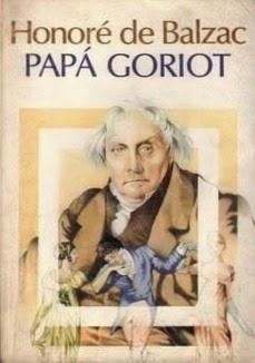Portada del libro Papá Goriot para descargar en epub y pdf