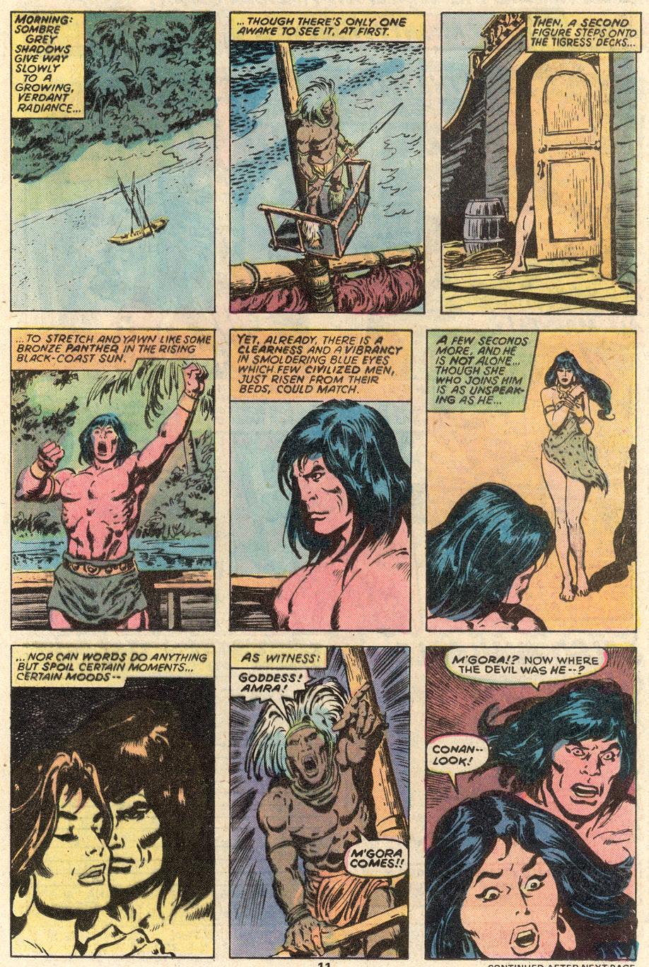 Conan the Barbarian (1970) Issue #91 #103 - English 8