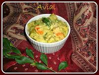 image of Kerala Avial Recipe / Aviyal Recipe ( Kerala Style) / Kerala Aviyal recipe