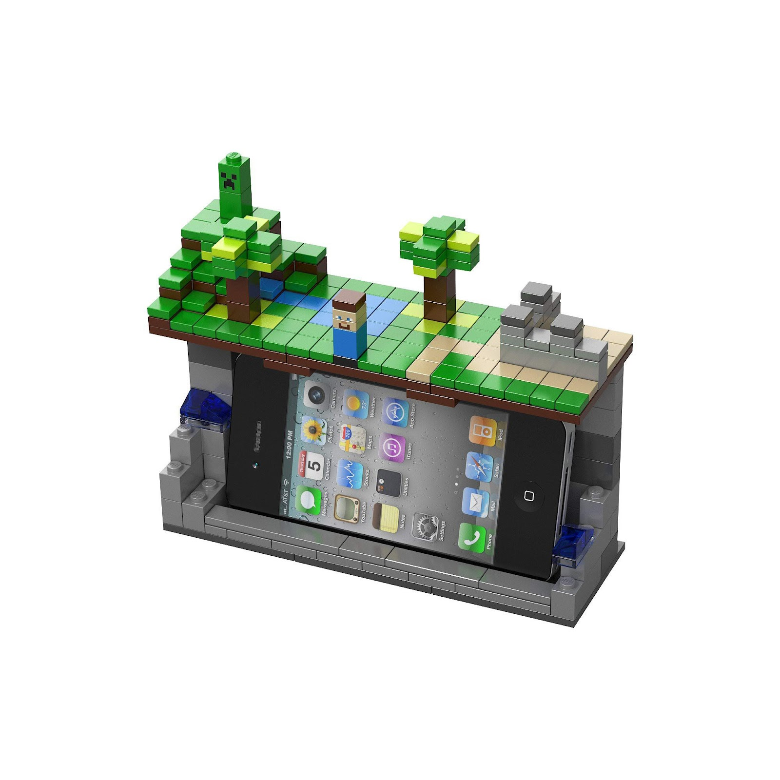 Set database lego 21102 minecraft for Lego world craft