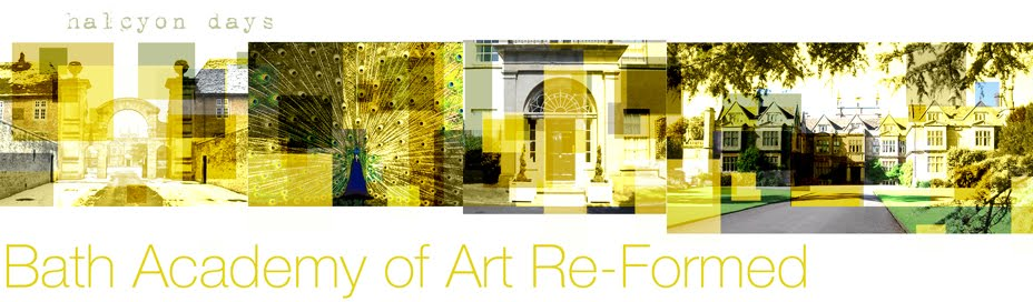 Bath Academy of Art Re-formed