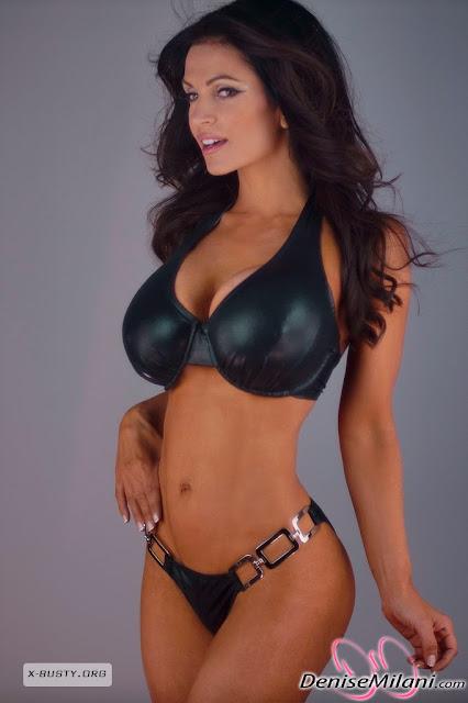 Diva neXT: Denise Milani Hot Photoshoot