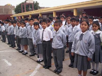 Inicio de clases en Lambayeque