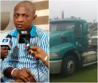 Police Uncovers Evan's Multi-millionaire Naira Truck Yard, Arrests Secretary
